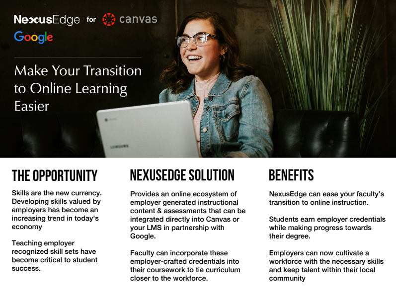 transition to online learning