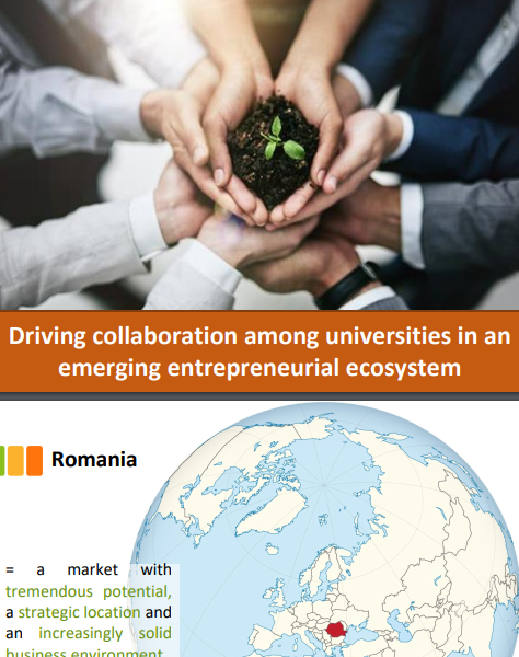 driving collaboration among universities
