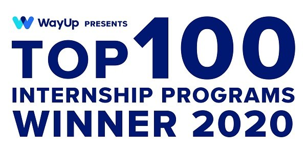 2020-Top Internships Program Winner
